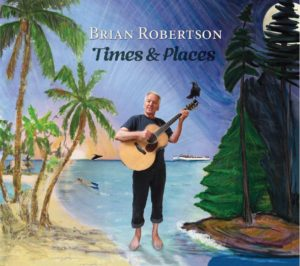 CD Times & Places cover